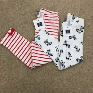 Janie and jack toddler girl 2T leggings 2 pairs